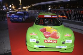 voiture Andros