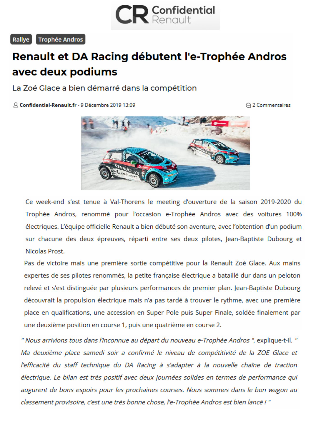2019 12 09 ConfidentialRenault.fr Page 1